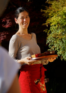 Laure Kié, la cuisinière japonaise
