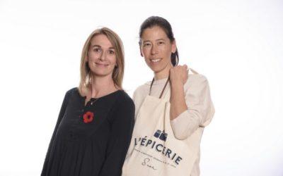 L'épicerie de Saoû récompensée au concours « Initiative O Féminin »